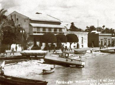 Exponen fotografías de La Paz antigua