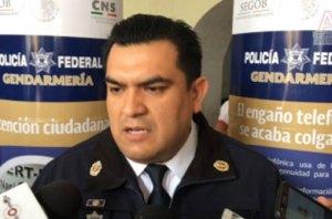 Miguel Ángel Martínez Colunga, director general de Proximidad Social de la División Gendarmería de la Policía Federal
