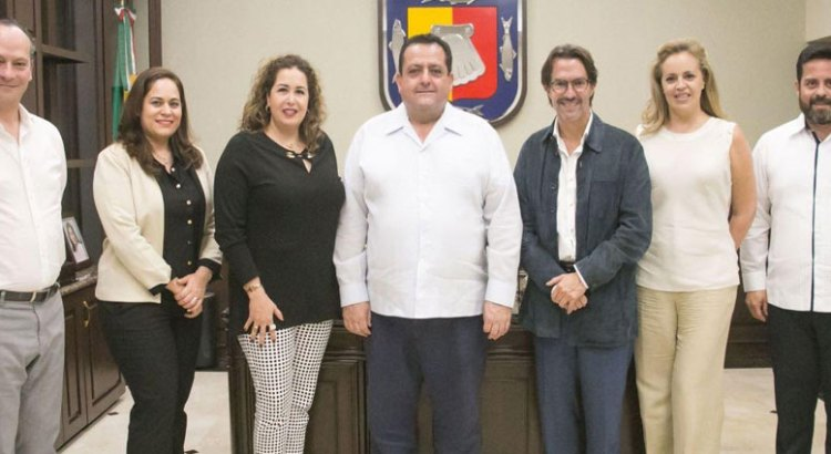 Se reunió el Gobernador con directivos de la Fundación Teletón