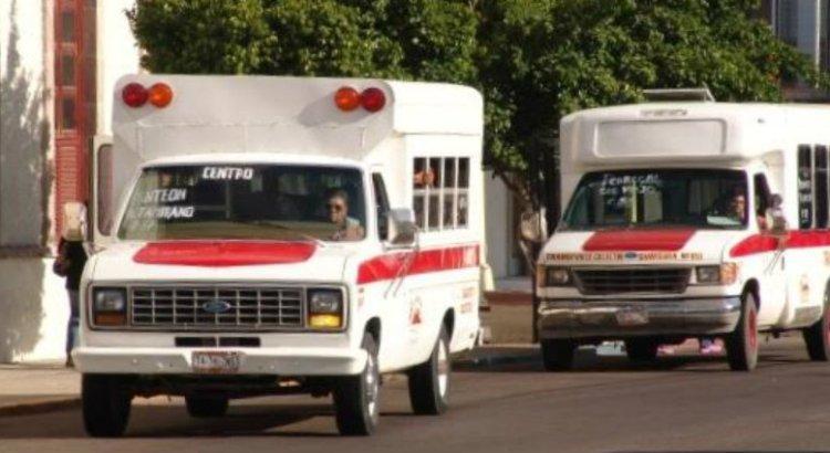 Intensificarán operativos de revisión de transporte público