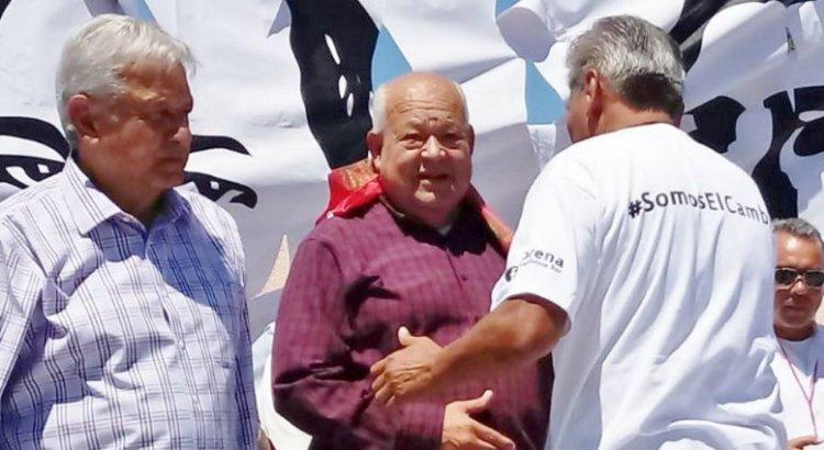 Anuncian visita de López Obrador
