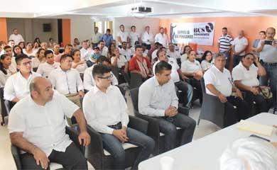 Celebró BCS Coherente Primera Asamblea Estatal