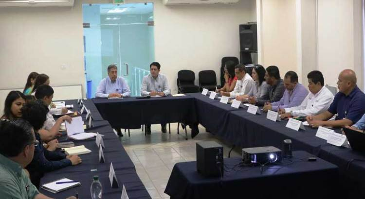 Se reunió el Procurador con subprocuradoras, coordinadores de zona, directores y coordinadores de área