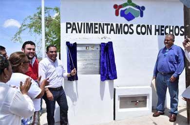 Entrega Gobierno de Los Cabos 192 mdp en pavimentación integral