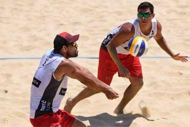 Listo el Torneo Mixto de Voleibol de Playa