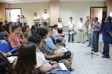 Recibe UABCS a alumnos de otras universidades