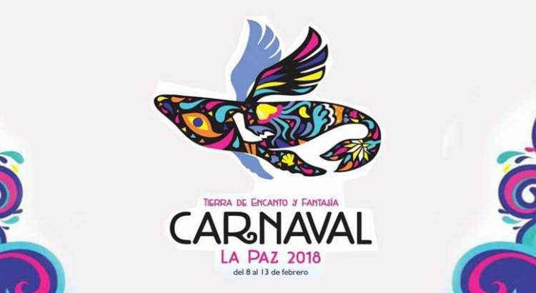Presentan imagen del Carnaval La Paz 2018