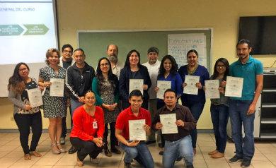 Certifican a docentes de la UABCS