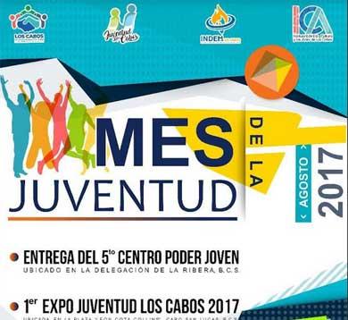Invitan a la 1ª. Expo Juventud Los Cabos 2017