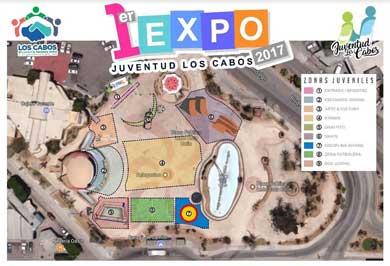 Convocan a Expo Juventud Los Cabos
