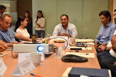 Encabezó Alcalde cuarta sesión de la Junta de Gobierno de IMPLAN
