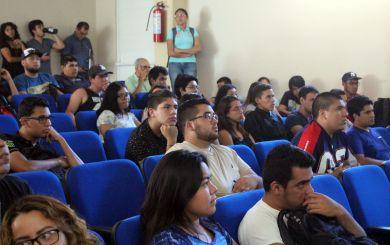 Inicia seminario sobre ciencias de la Tierra