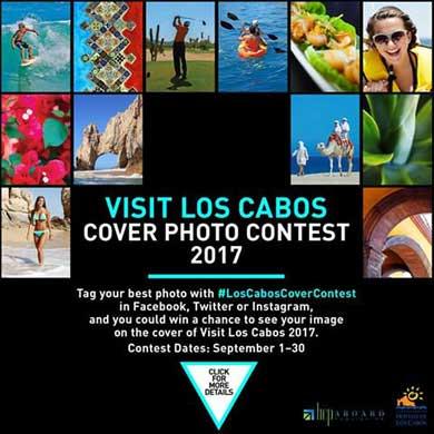 Concurso de portada Visit Los Cabos