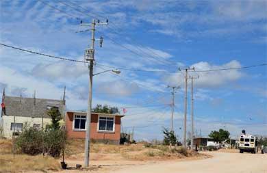 Avanza ampliación de la red de distribución eléctrica