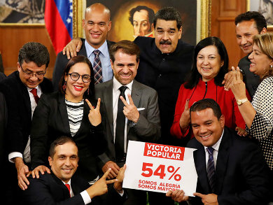 Rechaza Maduro fraude electoral