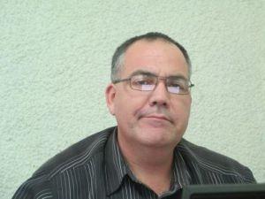 Luis Fernando Salgado Miranda, director del área de discapacidad de la CEDH.