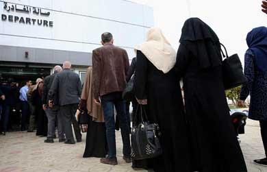 Abre Egipto frontera con Gaza