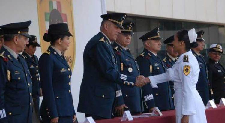 Invitan a jóvenes a cursar educación superior militar