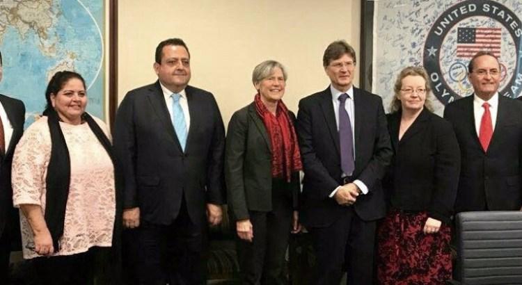 Fortalece BCS relaciones con EE.UU. en materia de turismo
