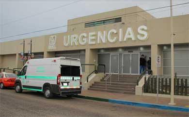 Atenderá IMSS urgencias y hospitalización