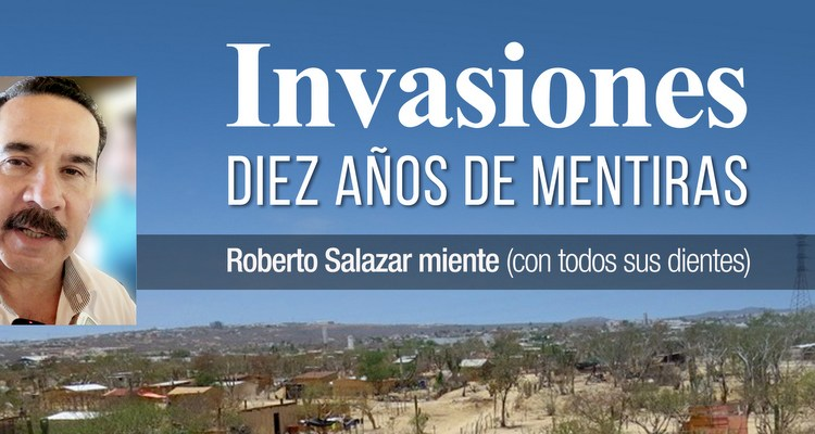 Invasiones: Diez años de mentiras