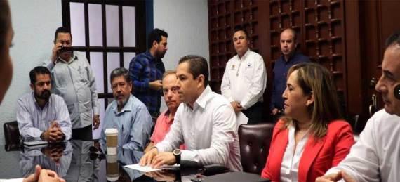 Se instaló la Comisión Técnica de Catastro que encabeza el presidente municipal