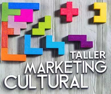 Invita ISC a taller de Marketing Cultural