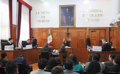 Presenta CDHDF controversia por Ley de Seguridad Interior
