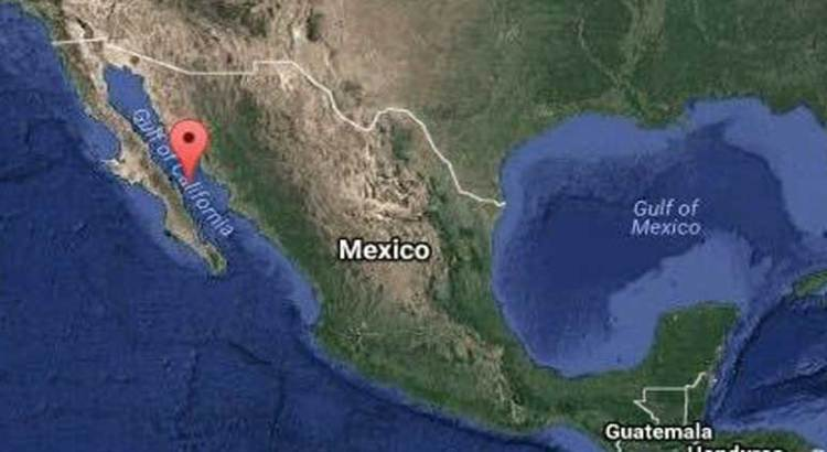 Dañó el sismo escuela en Loreto y Santa Rosalía