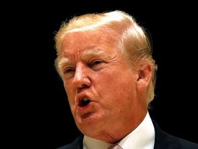 """""""No soy racista"""" dice Trump"""