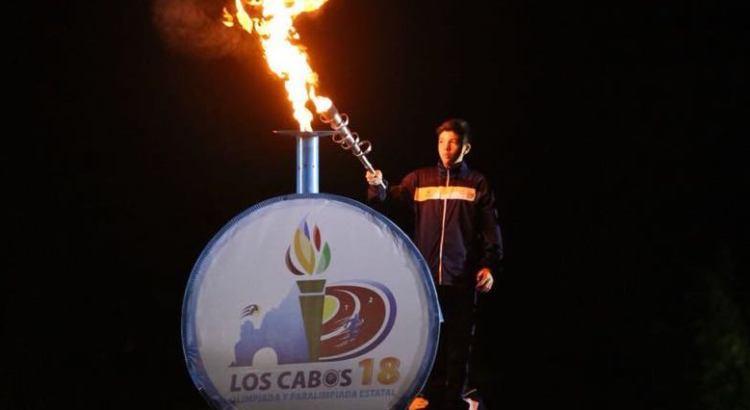 Pone en marcha el gobernador la olimpiada estatal 2018