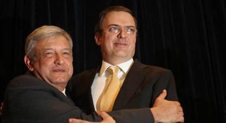 Coordinará Marcelo Ebrard campaña de AMLO en BCS