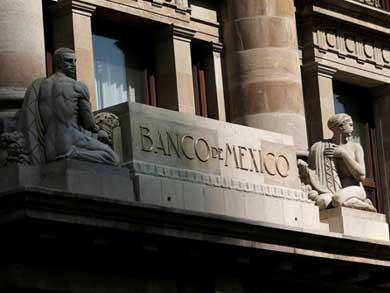 Aumenta el Banco de México tasa de interés