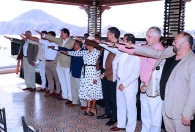 Trabaja Gobierno de Los Cabos  en alianza con Canirac
