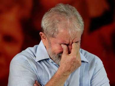 Lula debería estar preso