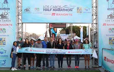 Exitoso Los Cabos Half Marathon