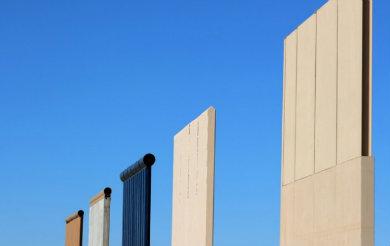 Pedirá Trump 3 mmdd para muro fronterizo