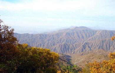 La Península de BC, una región geológica de mucho interés para la investigación