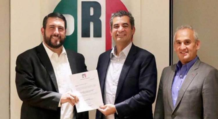 Nombran a Barroso delegado del PRI en Sinaloa