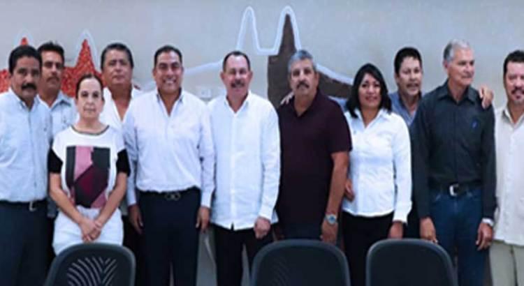 Se reunió Comité Municipal de Transporte con concesionarios