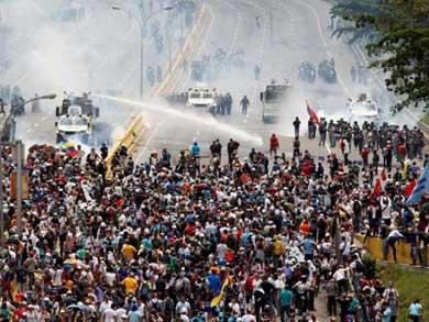 Investigará la CPI uso de fuerza en Venezuela