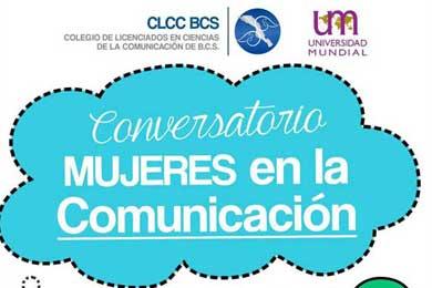 Conversatorio Mujeres en la Comunicación