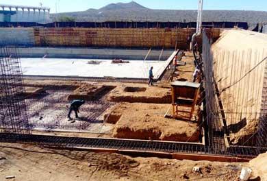 En agosto concluye construcción de la alberca olímpica