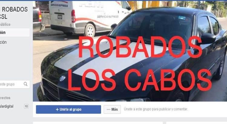 Se organizan ciudadanos en redes sociales ante el robo de vehículos