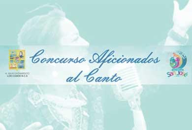 """Convocan a Concurso """"Aficionados al canto"""""""
