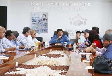 Se reunió el Comité de Adquisiciones