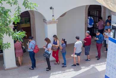 Mantendrá Gobierno de Los Cabos guardias de atención al ciudadano