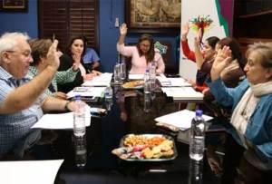 cuarta sesión extraordinaria de la Junta de Gobierno del Instituto Municipal de las Mujeres del Municipio de Los Cabos