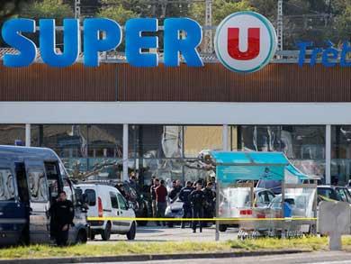 Reivindica Estado Islámico atentado en sur de Francia