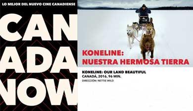 """Comienza ciclo de cine """"CanadaNow"""""""